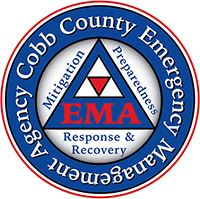 Cobb County Emergency Management Agency logo